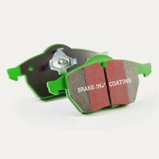 EBC Greenstuff Sportbremsbeläge Vorderachse DP2243 für Austin Ambassador