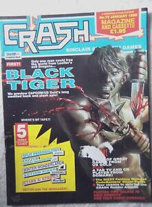 60397 Issue 72 Crash Magazine 1990