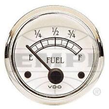 VW BUG AIR COOLED, VDO COCKPIT ROYAL FUEL GAUGE 10- 180 OHMs  301733