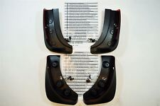 GENUINE VAUXHALL ASTRA K 5 DOOR HATCH FRONT / REAR MUD FLAPS GUARDS NEW