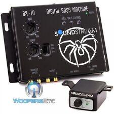 SOUNDSTREAM BX10 CAR AUDIO DIGITAL BASS EPICENTER STEREO SUBWOOFER AMPLIFIER NEW