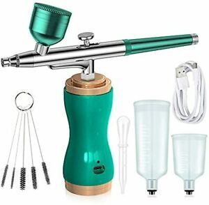 Compressor Airbrush Lexmee Rechargeable 3-step level