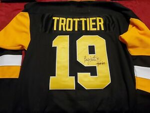 pittsburgh penguins autographed jersey