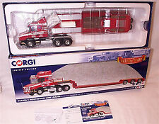 Scania T Nooteboom Low Loader H.C.Wilson CC12838 1-50 New in box ltd edition
