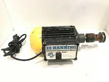 Hanning Universal Heimwerker Motor HUM 3000