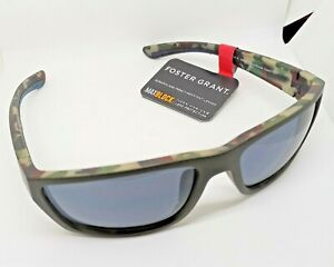Foster Grant MaxBlock Sunglasses Roundhouse 100% UVA UVB  Scratch Resistant NWT
