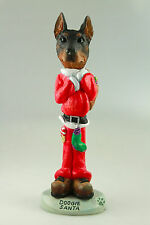 Santa Doberman-See Interchangeable Breeds & Bodies @ Ebay Store