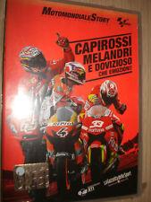 DVD N° 5 MOTOMONDIALE STORY OFFICIAL COLLECTION MOTO GP CAPIROSSI MELANDRI DOVIZ