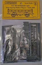 Cambrian C13. BR 'Mermaid' Ballast Wagon Kit. (00)