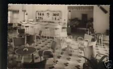 INTERIEUR DE BAR / MOBILIER Années 1950-1960