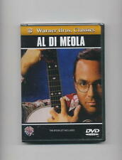 AL DI MEOLA JAZZ GUITAR TECHNIQUE INSTRUCTION DVD NEW