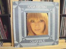 "★★ 12"" LP - KATJA EBSTEIN - Glashaus - Ariola 201 062 - OIS (Texte)"