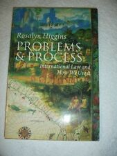 Rosalyn Higgins Problems and Process International Law and How to Use It paperba