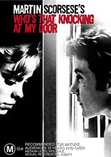 Who's That Knocking At My Door? (DVD, 2005), R-4, LIKE NEW, FREE POST AUS-WIDE
