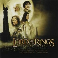 (CD) The Lord of the Rings - The Two Towers: Soundtrack