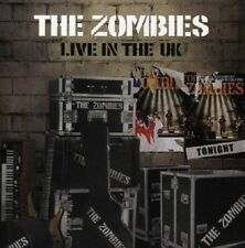 The Zombies Live In The UK 2012 CD NEW She's Not There/Hold Your Head Up+