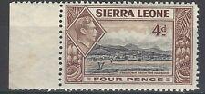 Sierra Leone GVI 1938-44 sg193 VLMM