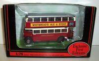 EFE 1/76 Scale - 27801 STL London bus London Transport 90