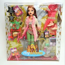 2005 Barbie My Scene Chelsea Goes to Hollywood Doll Comme neuf IN BOX