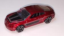 HOT WHEELS HW WORKSHOP series Toy Car #192 BENTLEY CONTINENTAL SUPERSPORTS red