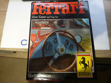 New listing FERRARI Hans Tanner & Doug Nye. Sixth Edition 1985. Detailed and illustrated.