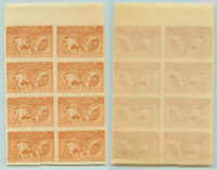 Armenia 🇦🇲 1921 SC 284 mint block of 8 . rtb2750