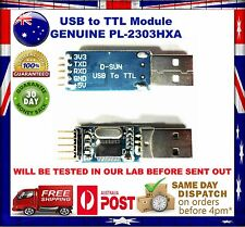 USB to TTL level UART RS232 Converter PL2303HX adapter for Arduino - AVR - PIC