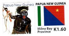 PNG Stamps, 2018, Personalised Stamp, Alotau Warrior, K1.60t, Single, MNH, $5