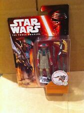Star Wars Force Awakens - Constable Zuvio - 3.75 action figure -Combined Postage