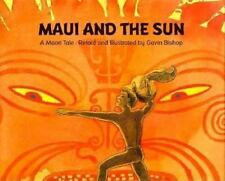 Maui and the Sun-ExLibrary