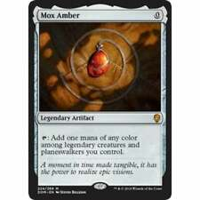 Mox amber MTG magic DOM MRM FRENCH Mox d/'ambre