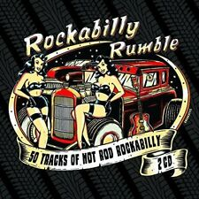 Rockabilly Rumble: 50 Tracks of Hot Rod Rockabilly [CD]
