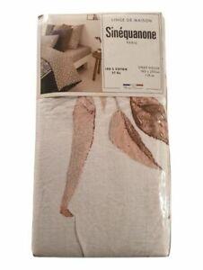 Sinéquanone drap housse 160x200 cm + 25 cm 100% coton 57 fils (17)