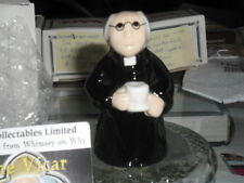 "WADE,KEY COLLECTABLES ""WHIMSEY ON WHY THE VICAR "" limited of 200 IN 2000"