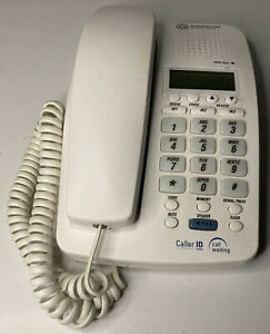 Southern Bell Freedom Phone TF1000 W/ Caller Id - White Telephone
