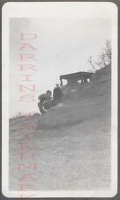 Vintage Car Photo Shy 1928 Whippet Willys Automobile 705098