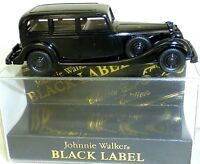 Horch 850 Johnnie Walker Classic Car Edition BLACK LABEL WIKING H0 å *