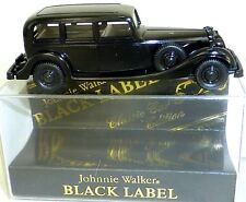 Horch 850 Johnnie Walker Classique Car édition BLACK LABEL WIKING H0 å