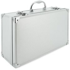AR Carry Box® Aluminium Koffer Silber leer Werkzeugkoffer Alu Box Kiste Kasten