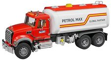 Bruder MACK Granite Tanker Toy Truck 02827 Kids Play New Auth Dealer