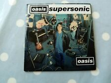 Oasis Supersonic 2 Track Card Sleeve CD (Stickered Sleeve)