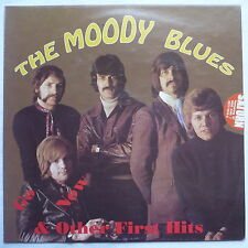 Moody Blues-Go Now and other first hits-LP