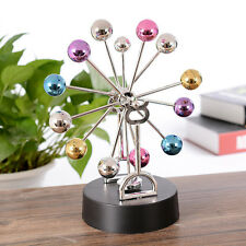 Newtons Cradle Fun Steel Balance Balls Physics Science DIY Desk Decor Toy Gift
