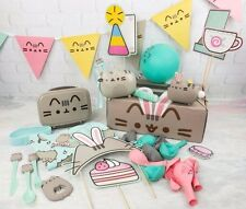 BRAND NEW PUSHEEN 2017 Spring Box Includes Everything! Sealed XS Pusheen the Cat