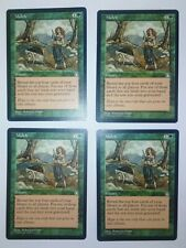 MTG Magic the Gathering MULCH x 4 (Stronghold Green) Sorcery