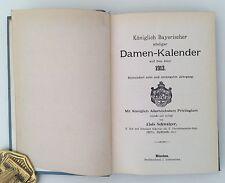 Königlich Bayerischer Adeliger Damenkalender 1913, Adelsbesitz  Prinzessin Paz