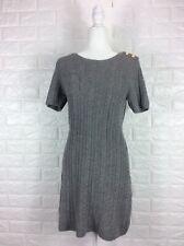 Brooks Brothers Wool Sweater Dress Size M