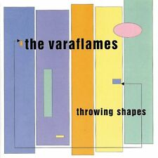 VARAFLAMES FEATURING RAB NOAKES-THROWING SHAPES-JAPAN CD F56