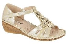 "Unbranded 0.5-1.5"" Low Sandals and Beach Shoes for Women"