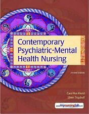 Contemporary Psychiatric-Mental Health Nursing (2nd Edition)